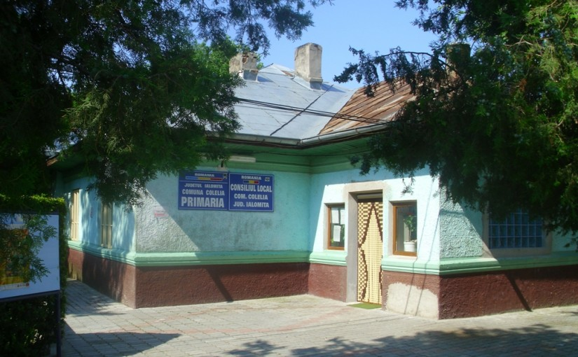Imagini din comuna Colelia