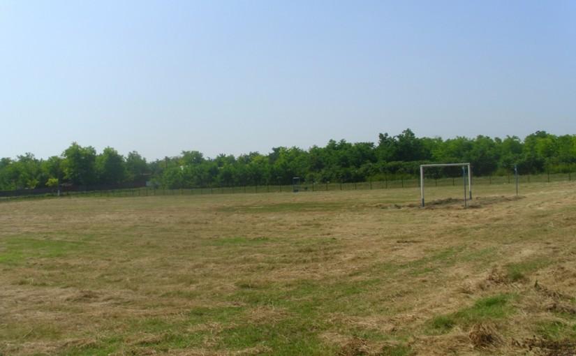 Teren fotbal Colelia
