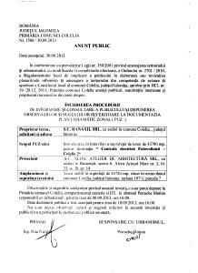 anunt public inchiderea procedurii de informare si consultare 001